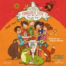 Die Schule der magischen Tiere 05. Top oder Flop!, 2 CDs