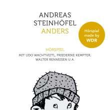 Andreas Steinhöfel: Anders - Das Hörspiel, CD