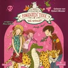 Die Schule der magischen Tiere 08: Voll verknallt!, 2 CDs