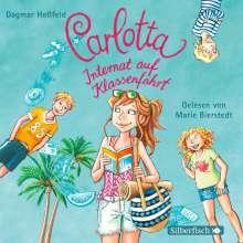 Dagmar Hoßfeld: Carlotta 07: Internat auf Klassenfahrt, 2 CDs