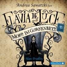 Alan Bradley: Flavia de Luce 01. Mord im Gurkenbeet, 6 CDs