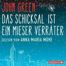 John Green: Das Schicksal ist ein mieser Verräter, 5 CDs
