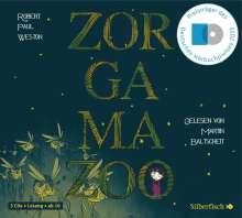 Robert P. Weston: Zorgamazoo, 3 CDs