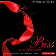 Stephenie Meyer: Bis (Biss) zum Abendrot, 6 CDs