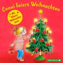 Liane Schneider: Conni feiert Weihnachten. Mit tollem Conni-Glitzerstern, CD