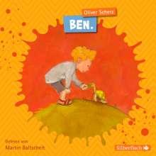 Oliver Scherz: Ben, CD