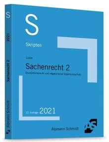 Jan Stefan Lüdde: Skript Sachenrecht 2, Buch