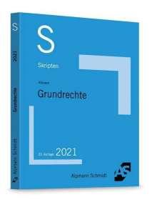 Ralf Altevers: Skript Grundrechte, Buch