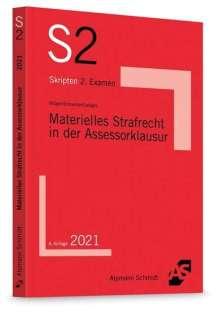 Rolf Krüger: Materielles Strafrecht in der Assessorklausur, Buch