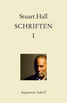 Stuart Hall: Schriften, Buch