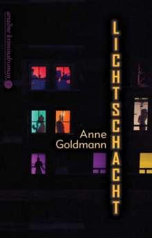 Anne Goldmann: Lichtschacht, Buch