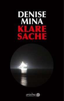 Denise Mina: Klare Sache, Buch