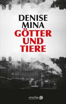 Denise Mina: Götter und Tiere, Buch