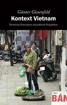 Günter Giesenfeld: Kontext Vietnam, Buch