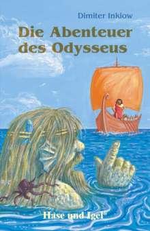 Dimiter Inkiow: Die Abenteuer des Odysseus. Schulausgabe, Buch