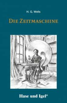 H. G. Wells: Die Zeitmaschine, Buch