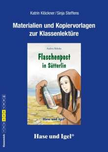 Katrin Klöckner: Flaschenpost in Sütterlin. Begleitmaterial, Buch