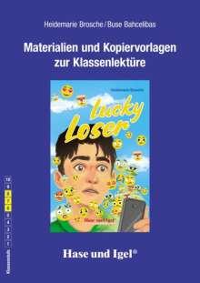 Buse Bahcelibas: Lucky Loser. Begleitmaterial, Buch