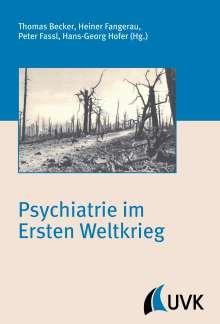 Psychiatrie im Ersten Weltkrieg, Buch