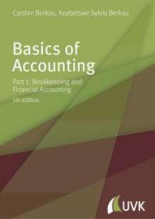 Keabetswe Sylvia Berkau: Basics of Accounting, Buch