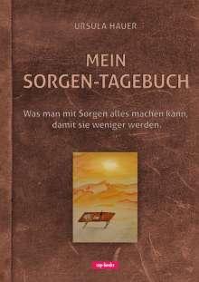 Ursula Hauer: Mein Sorgen-Tagebuch, Buch