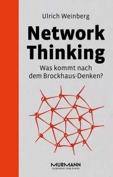 Ulrich Weinberg: Network Thinking, Buch