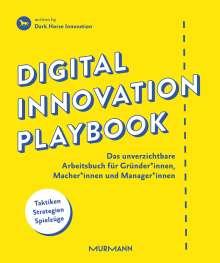 Digital Innovation Playbook, Buch