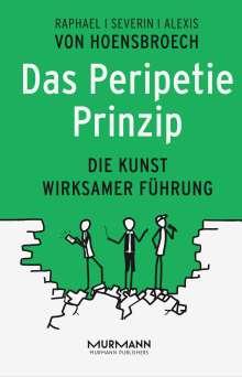 Alexis von Hoensbroech: Das Peripetie-Prinzip, Buch