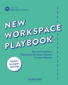 Dark Horse Innovation: New Workspace Playbook, Buch