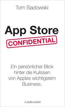 Tom Sadowski: App Store Confidential, Buch