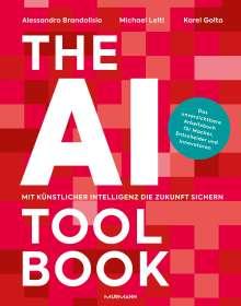 Alessandro Brandolisio: The AI Toolbook. Mit Künstlicher Intelligenz die Zukunft sichern, Buch