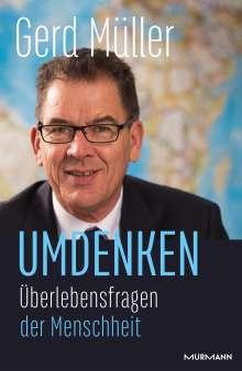 Gerd Müller: Umdenken, Buch
