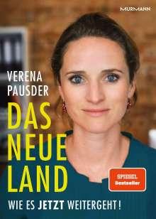 Verena Pausder: Das Neue Land, Buch