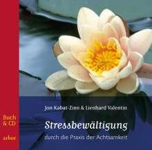 Jon Kabat-Zinn: Stressbewältigung durch die Praxis der Achtsamkeit, Buch