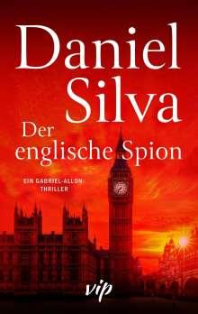 Daniel Silva: Der englische Spion, Buch