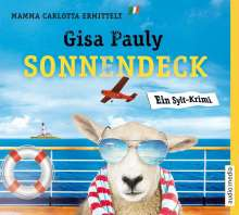 Gisa Pauly: Sonnendeck, 6 CDs