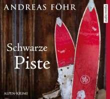 Andreas Föhr: Schwarze Piste, 6 CDs