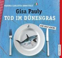 Gisa Pauly: Tod im Dünengras (RL), 6 CDs