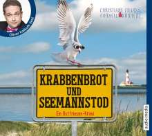 Christiane Franke: Krabbenbrot und Seemannstod, 4 CDs