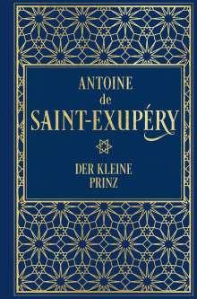 Antoine de Saint-Exupéry: Der kleine Prinz (mit den farbigen Illustrationen des Autors), Buch