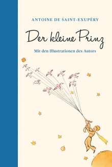 Antoine de Saint-Exupéry: Der kleine Prinz (Nikol Classics), Buch