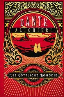 Dante Alighieri: Die Göttliche Komödie, Buch