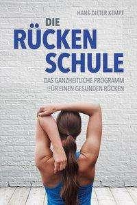 Hans-Dieter Kempf: Die Rückenschule, Buch