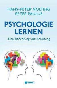 Hans-Peter Nolting: Psychologie lernen, Buch