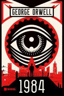 George Orwell: George Orwell: 1984, Buch