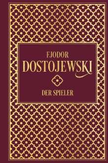 Fjodor M. Dostojewski: Fjodor Distojewski: Der Spieler, Buch