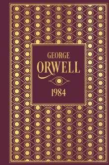 George Orwell: George Orwell 1984, Buch