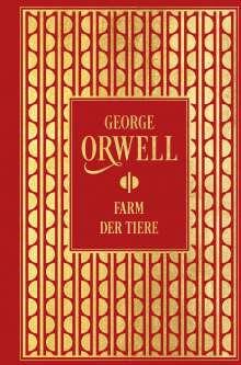 George Orwell: Farm der Tiere: Neuübersetzung, Buch