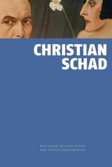 Thomas Richter: Christian Schad, Buch