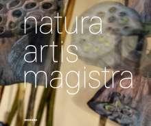 Anna Artaker: Natura Artis Magistra. Naturmaterialien in der zeitgenössischen Kunst, Buch